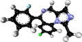 Midazolam-xtal 2012 ball-and-stick.png