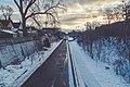 Midtown Greenway Winter Sunrise, Minneapolis (24518665369).jpg