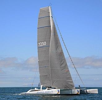 Transpacific Yacht Race - Mighty Merloe by D Ramey Logan