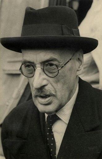 Mihály Károlyi - Károlyi in 1948
