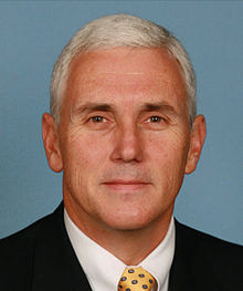 Mike Pence, official portrait, 111th Congress.jpg
