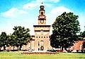 Milano - Castello Sforzesco - cartolina.jpg