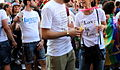 Milano Pride tshirt Love is Love.JPG
