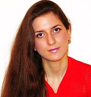 Milena Nikolova Bulgarian writer (born 1984)
