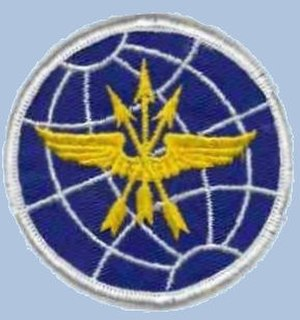 48th Air Transport Squadron - Image: Military Air Transport Service Emblem BG