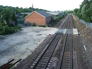 Millhouses and Ecclesall railway station Disused railway station in South Yorkshire, England