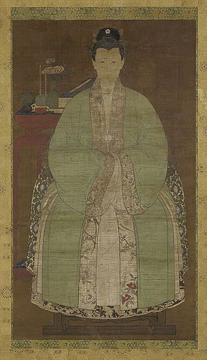 Beizi - Image: Mingbeizi hanfu