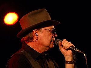 Mitch Ryder - Mitch Ryder on stage, Germany 2008