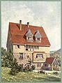 Moderne Villen in Meisteraquarellen Serie II Tafel 001 Baden-Baden Villa Becker.JPG