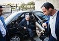 Mohammad Ali Najafi enters Municipality of Tehran.jpg