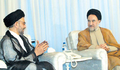 Mohammad Khatami and Abdul Aziz al-Hakim - October 6, 2003.png