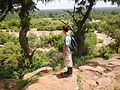 Mole National Park from High grounds.jpg