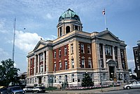 Monroe County Courthouse, Woodsfield