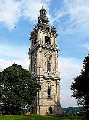 Belfry of Mons - Belfry of Mons