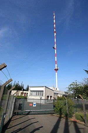 Mont Pinçon - TDF installation
