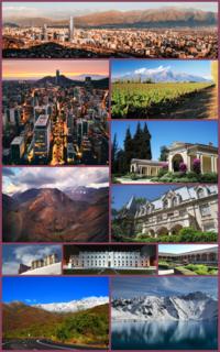 Santiago Metropolitan Region Region of Chile