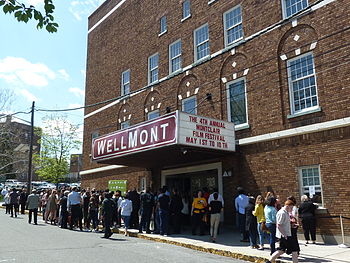 Wellmont Theater