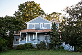 Monte Cristo Cottage - The home in 2018