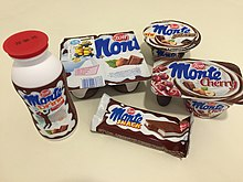 Monte-Produkte