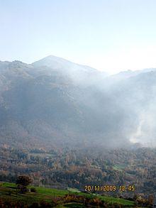 Scorcio dei Monti Picentini
