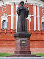 Monument to Feodor I of Russia in Yoshkar-Ola.JPG