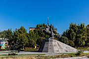 Monumento a Adranik, Ereván, Armenia, 2016-10-03, DD 08.jpg