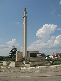 Monumentul răscoalei din 1907 din Flămânzi.jpg