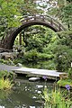 Moon bridge in Japanese Tea Garden (San Francisco) (TK1).JPG