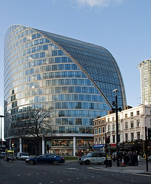UniCredit - Image: Moorhouse, City of London