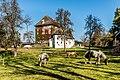 Moosburg Schloss 1 Schloss SW-Ansicht 02102017 1291.jpg