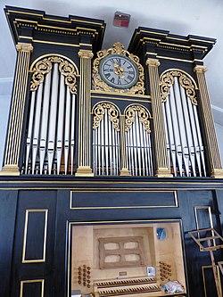 Mooser 1847 Werk oö. Orgelbauanstalt 1986 Eugendorf (12).jpg