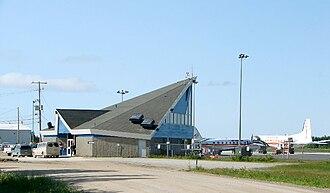 Moosonee Airport - Image: Moosonee Airport