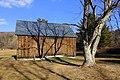 Morey Devereaux Barn, 1794 - Old Austerlitz - Austerlitz, New York - DSC07557.jpg