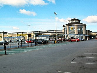 Girlington, Bradford - Morrisons Victoria