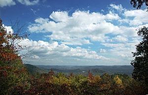 Morrow mountain 20061020.jpg