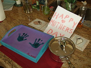 Mother's Day - Mother's Day gift in 2007