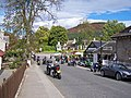 Motorcyclists meet, Braemar - geograph.org.uk - 1503090.jpg
