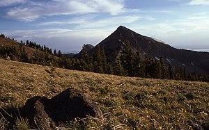 Mount Doane - Image: Mount Doane YNP