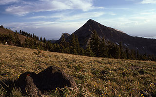 Mount Doane mountain in United States of America