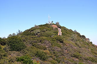 Mount Diablo - The summit of Mount Diablo