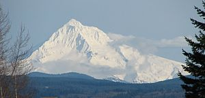 Mount Hood in 2006