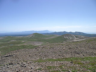 Changbai Mountains Mountain range in China/North Korea