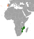 Mozambique Portugal Locator.png