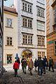 Mozarthaus Vienna, Domgasse Nr.5.jpg