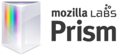 Mozilla Prism logo and wordmark.png
