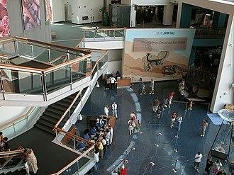 Maryland Science Center - Image: Msc fg 01