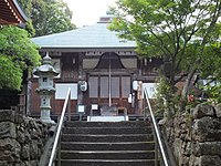 Mudou-ji Kita-ku,Kobe 無動寺(神戸市北区山田町福地字新池100 )DSCF0032.JPG