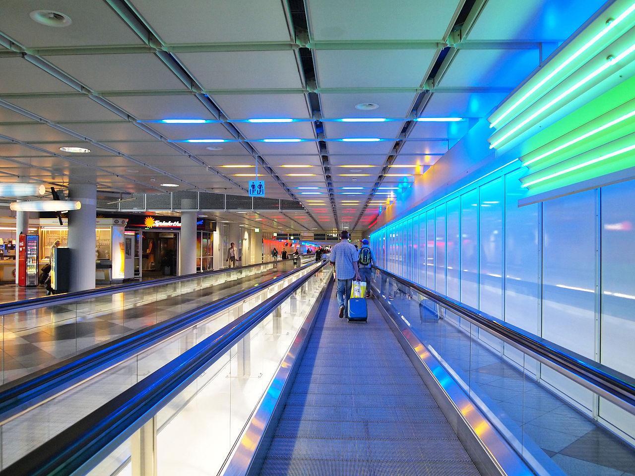 Аэропорт Мюнхен
