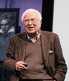 Murray Gell-Mann at TED