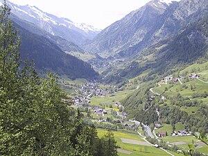 Muhr - Mur valley